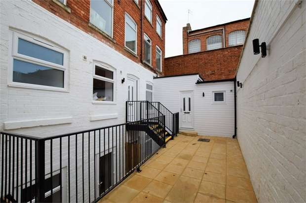 1 Bedroom Maisonette Flat for sale in Ethel Street, Northampton