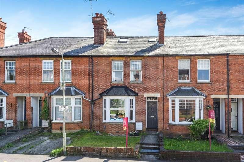 4 Bedrooms Terraced House for sale in Langborough Road, Wokingham, RG40