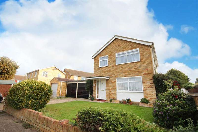 3 Bedrooms Detached House for sale in Ryde Avenue, Great Clacton
