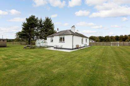 3 Bedrooms Detached House for sale in Allanton Holdings, Wishaw