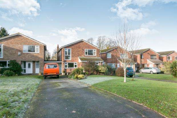 4 Bedrooms Link Detached House for sale in Basingstoke, Hampshire, .