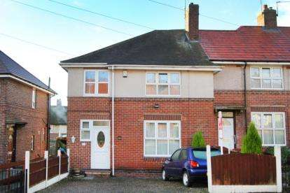3 Bedrooms Terraced House for sale in Arbourthorne Road, Sheffield, South Yorkshire