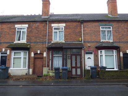 2 Bedrooms Terraced House for sale in Brook Lane, Kings Heath, Birmingham, West Midlands