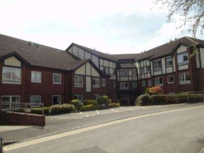 1 Bedroom Retirement Property for sale in Grosvenor Park, Pennhouse Avenue, Wolverhampton, West Midlands