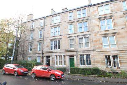 3 Bedrooms Flat for sale in Rupert Street, Woodlands, Glasgow