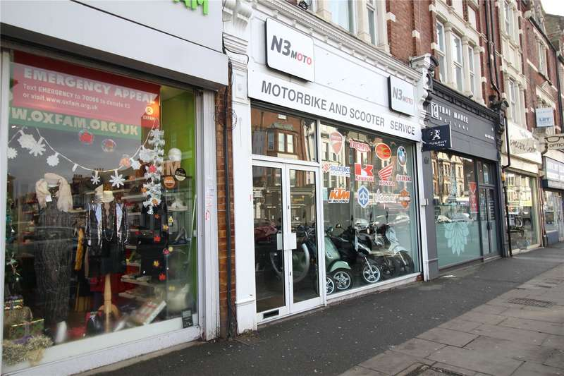 Retail Property (high Street) Commercial for rent in Ballards Lane, London, N3