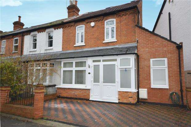 3 Bedrooms End Of Terrace House for sale in Kings Ride, Camberley, Surrey