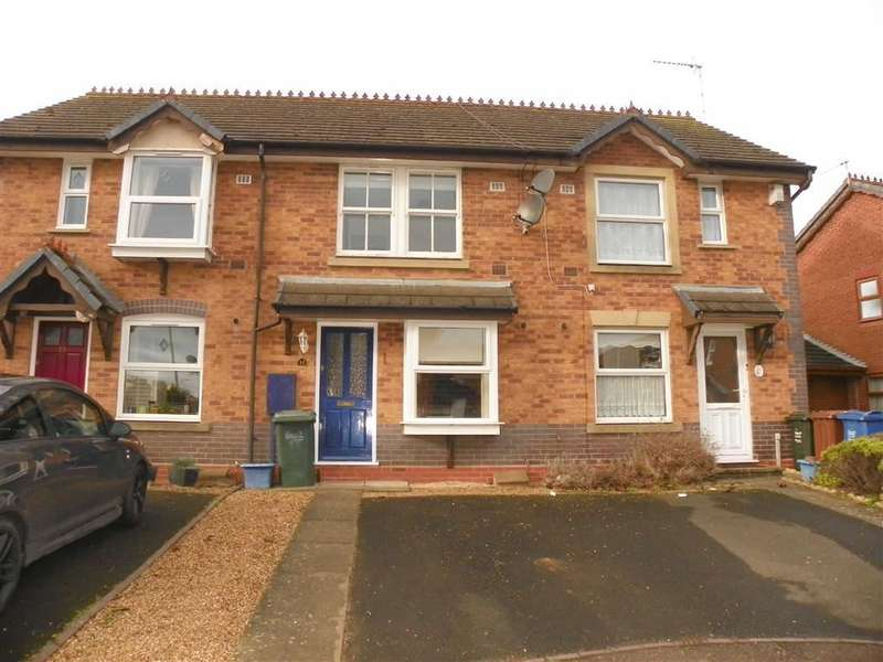 2 Bedrooms Terraced House for sale in Waltham Gardens, Banbury, Oxfordshire, OX16