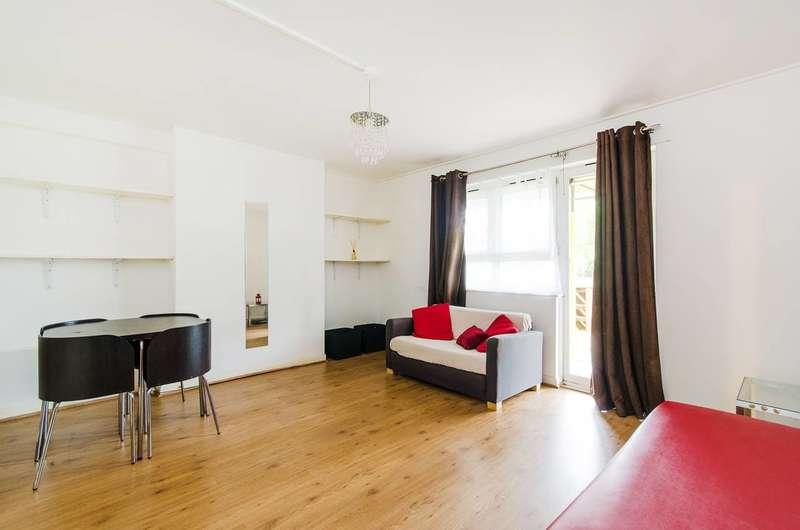 Studio Flat for sale in Ellen Wilkinson House, Fulham Broadway, SW6