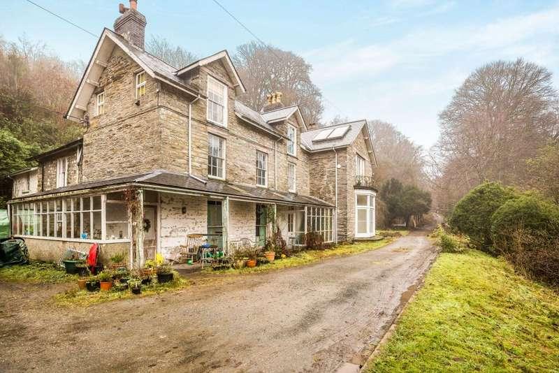 2 Bedrooms Ground Flat for sale in Plas Esgair, Pantperthog, Machynlleth, Gwynedd SY20 9AY