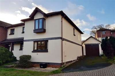 3 Bedrooms Semi Detached House for rent in Mariners Way, Paignton
