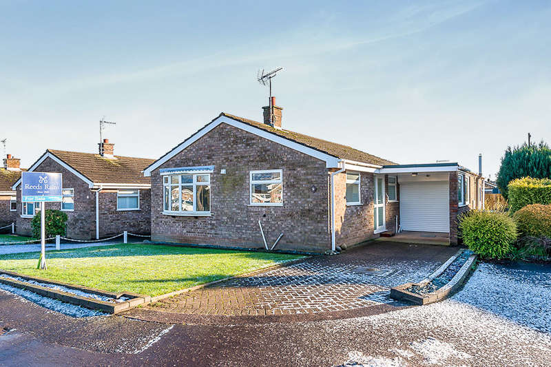 2 Bedrooms Detached Bungalow for sale in Clematis Close, Great Bridgeford, Stafford, ST18