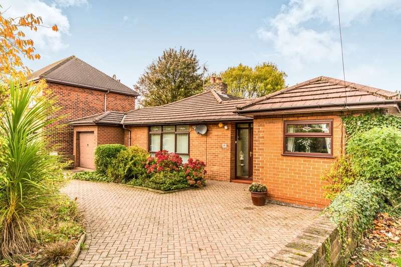 4 Bedrooms Detached Bungalow for sale in Stockport Road, Denton, Manchester, M34