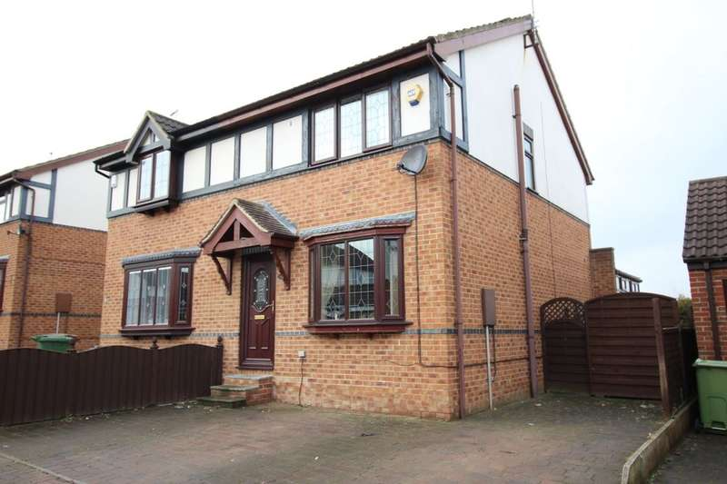 3 Bedrooms Semi Detached House for sale in Chesterton Court, Horbury, Wakefield, WF4