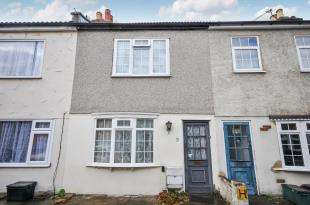 2 Bedrooms Terraced House for sale in Blackhorse Road, Sidcup