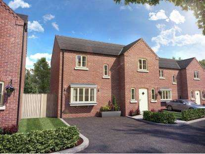 3 Bedrooms Detached House for sale in Penny Gardens, Derby Road, Bramcote