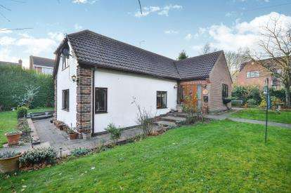 4 Bedrooms Detached House for sale in Maple Cottage, Mansfield Road, Blidworth