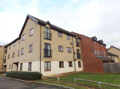 2 Bedrooms Flat for sale in Laxfield Drive, Broughton, Milton Keynes