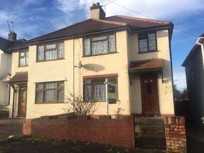 3 Bedrooms Semi Detached House for sale in Leicester Road, Luton, Bedfordshire