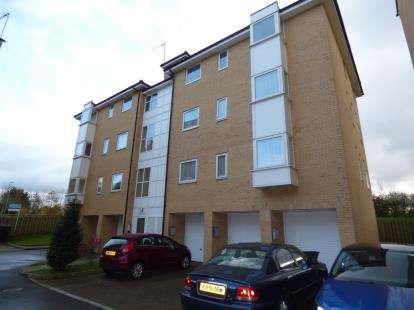 2 Bedrooms Flat for sale in Calvie Croft, Hodge Lea, Milton Keynes, Buckinghamshire