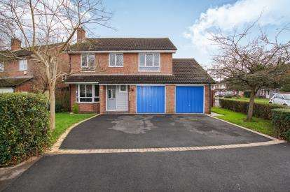 4 Bedrooms Detached House for sale in Farm Lees, Charfield, Wotton-Under-Edge, Gloucestershire