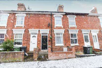 2 Bedrooms Terraced House for sale in Vauxhall Street, Worcester, Worcestershire