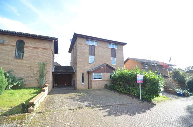 3 Bedrooms Semi Detached House for sale in Bradwell Common