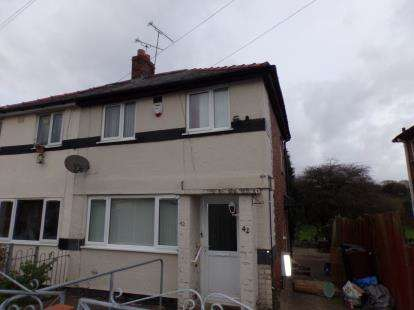 2 Bedrooms Semi Detached House for sale in Meadow Bank, Holywell, Flintshire, CH8
