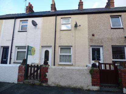 2 Bedrooms Terraced House for sale in Park Terrace, Deganwy, Conwy, Conwy, LL31