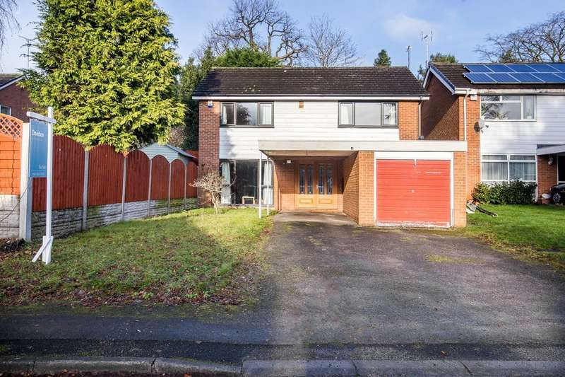 4 Bedrooms Detached House for sale in Hitches Lane, Edgbaston, B15