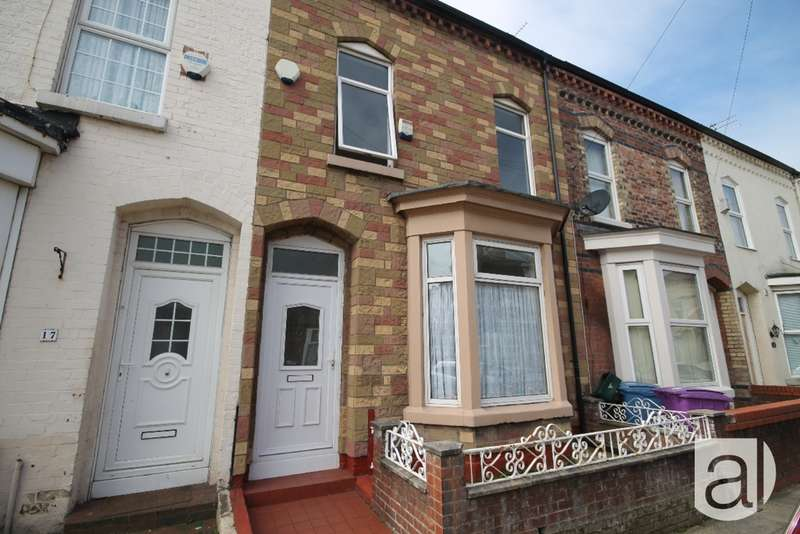 3 Bedrooms Terraced House for sale in Monastery Road, Anfield L6
