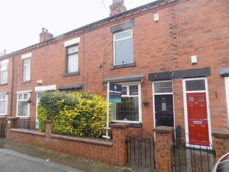 2 Bedrooms Terraced House for sale in Moorfield Grove, Bolton, BL2