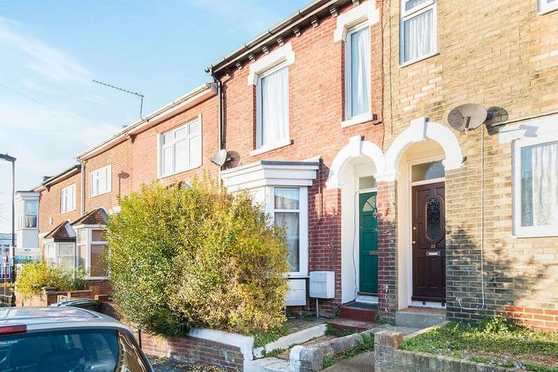 1 Bedroom Flat for sale in Forster Road, Southampton, SO14