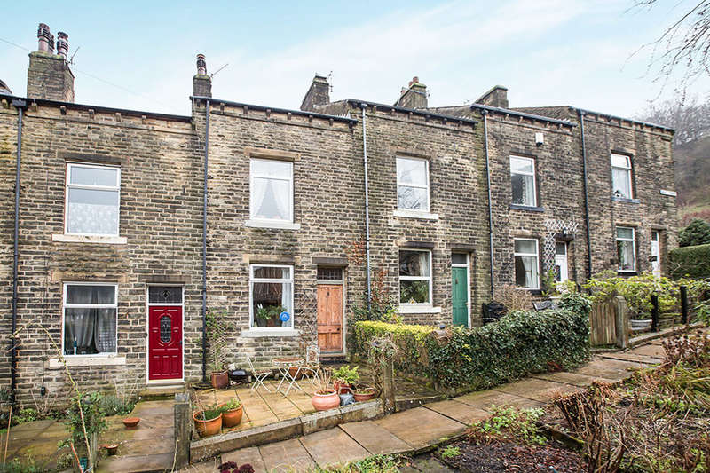 3 Bedrooms Terraced House for sale in Neale Street, Hebden Bridge, HX7