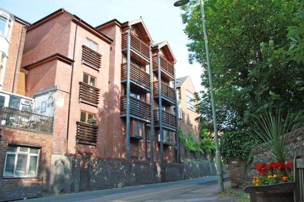 2 Bedrooms Apartment Flat for sale in Cathedral View House, Cathedral View, Winchester