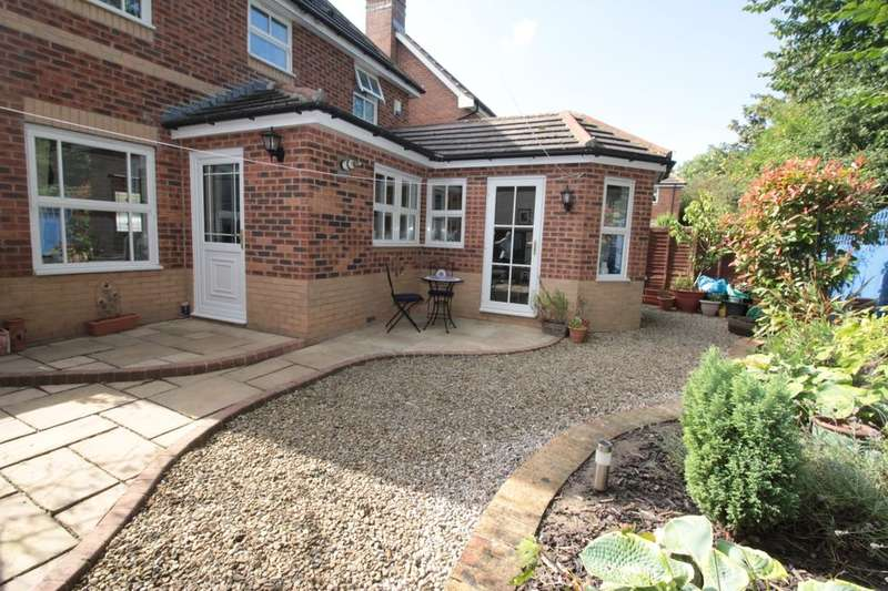 3 Bedrooms Detached House for sale in Marigold Grove, Stockton-On-Tees, TS19
