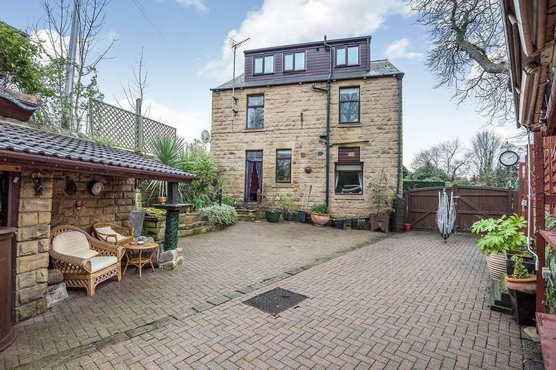 4 Bedrooms Detached House for sale in Green Lane, Ecclesfield, Sheffield, S35