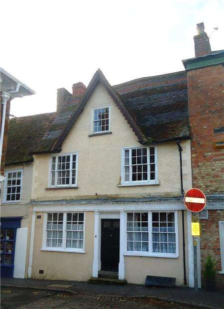 4 Bedrooms Terraced House for sale in The Old Crownhouse, Market Square, Winslow