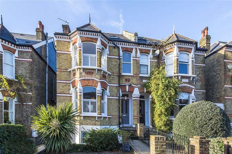 4 Bedrooms Flat for sale in Dalmore Road, London, SE21