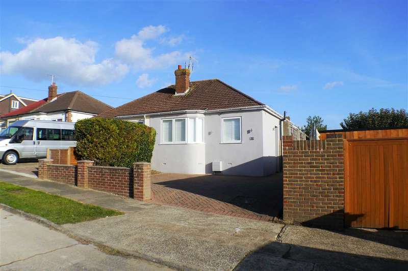 2 Bedrooms Bungalow for sale in Lewis Road, Lancing