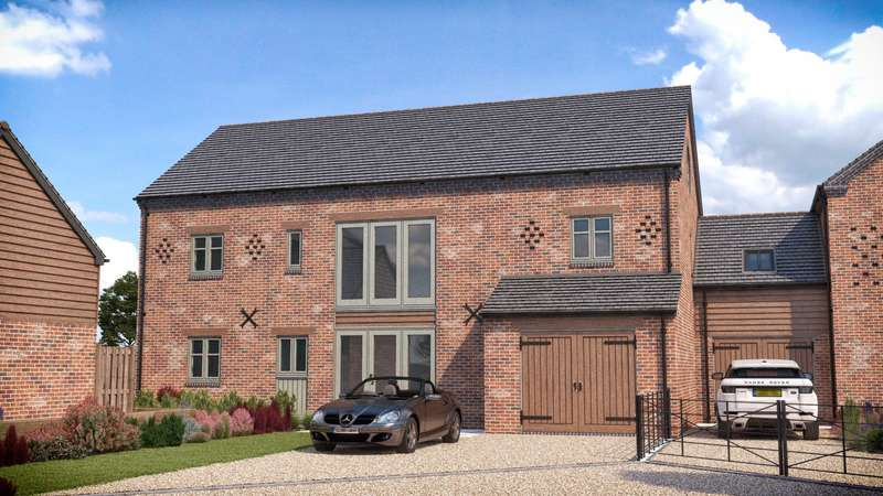 6 Bedrooms House for sale in 6 bedroom House New Build in Malpas