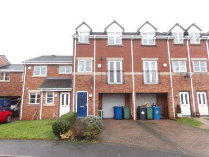 3 Bedrooms Town House for sale in Hayling Close, Bury, Greater Manchester, BL8