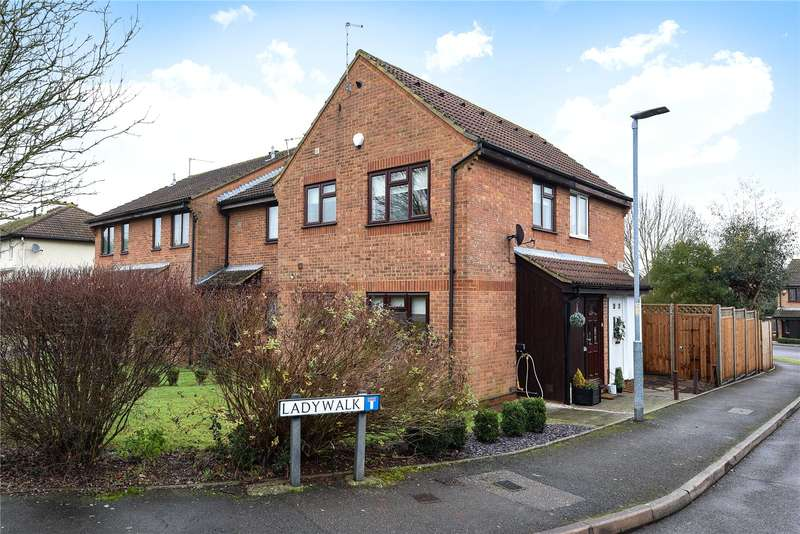 1 Bedroom End Of Terrace House for sale in Ladywalk, Maple Cross, Hertfordshire, WD3