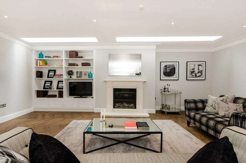 6 Bedrooms End Of Terrace House for sale in Queensmill Road, Bishop's Park, SW6