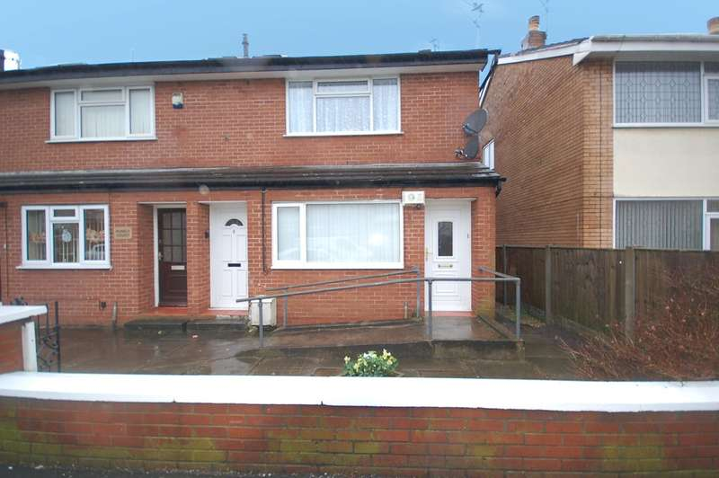 2 Bedrooms Ground Flat for sale in Dunelt Road, Blackpool