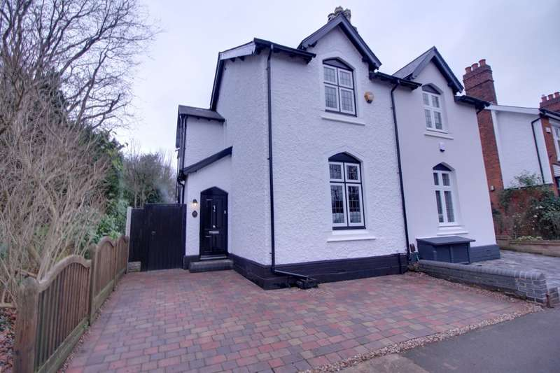 4 Bedrooms Semi Detached House for sale in Harrisons Road, Edgbaston