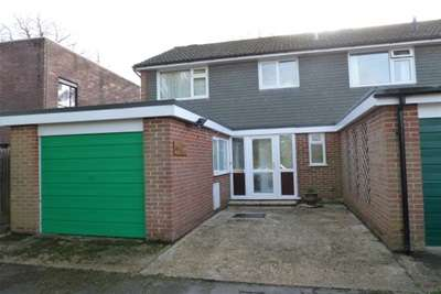 4 Bedrooms End Of Terrace House for rent in Romsey
