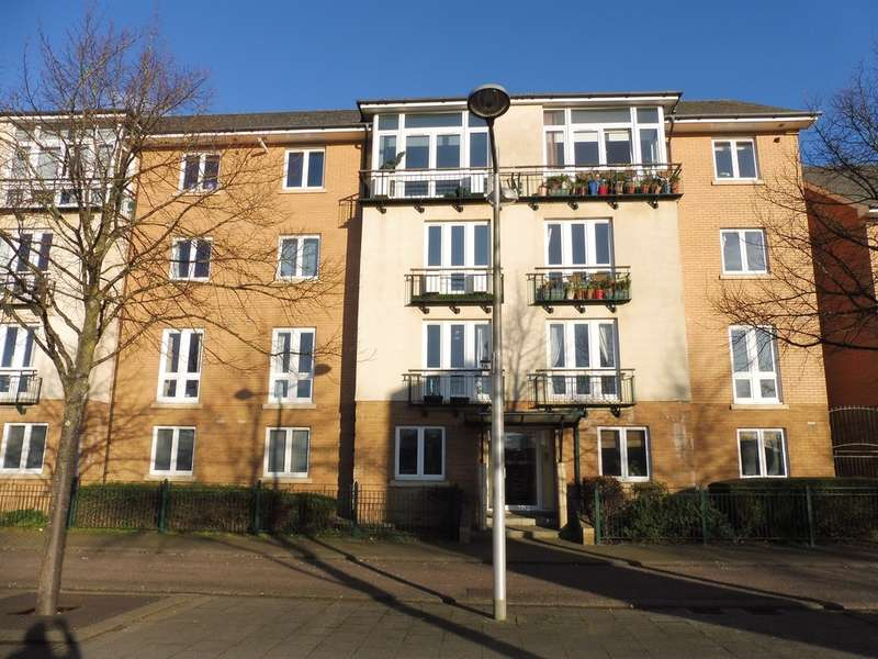 2 Bedrooms Apartment Flat for sale in Ffordd Garthorne, Cardiff