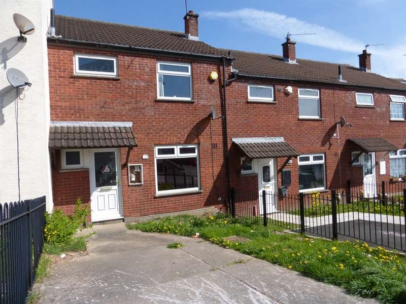 3 Bedrooms Terraced House for sale in Tarwick Drive, St. Mellons, Cardiff