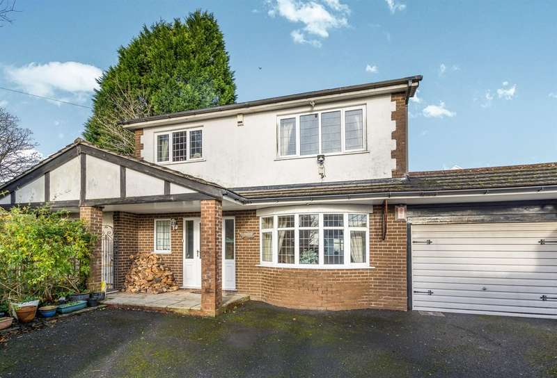 3 Bedrooms Detached House for sale in Knoyle Street, Treboeth, Swansea